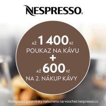 Nespresso - výjimečná nabídka pro Vaše kávové momenty
