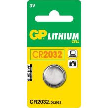 GP baterie CR-2032 1ks - knoflíková baterie