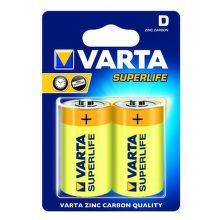 Varta Superlife D 2020/2 R20, 2ks