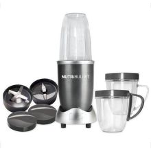 NUTRIBULLET NB-101 Magic Bullet (stříbrný) - Smoothie mixér