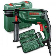 Bosch PSB 650 RE + 39 dílná sada