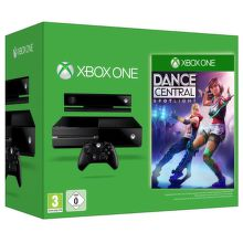 Xbox ONE 500GB Kinnect +Dance Central Spotlight