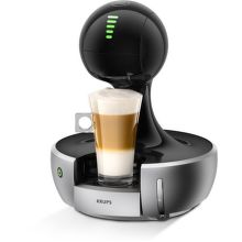 KRUPS KP350B31 Nescafe Dolce Gusto Drop Silver, Kapsulové espresso