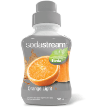 Sodastream Stevia pomerančový light sirup (500 ml)