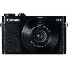 Canon PowerShot G9 X (černý)