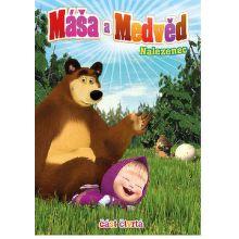 Máša a Medvěd 4 - Nalezenec - DVD