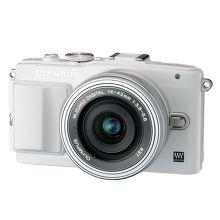 Olympus E-PL6 kit 14-42mm (bílý)
