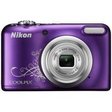 Nikon Coolpix A10 Lineart (fialový)