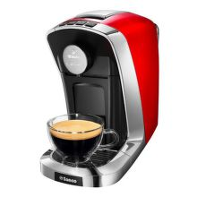 TCHIBO Cafissimo TuttoCaffé Rosso (červená) - Kapslový kávovar