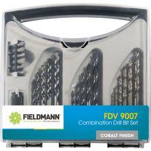 Fieldmann FDV 9007 - sada 23 ks vrtáky / bity