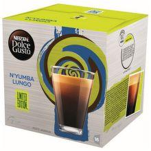 Nescafe Nyumba Lungo - Kapslová káva