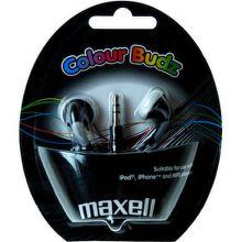 Maxell 303483 Colour Budz (černá)