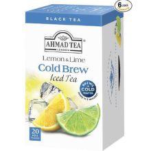 Ahmad Ledový čaj citrón & limetka (20ks)