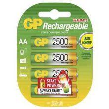 GP B14053 - AA (HR6) 2500mAh, 4ks