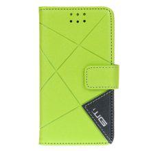 Winner Cross FlipBook pouzdro pro Samsung Galaxy J5 2016 (zelené)