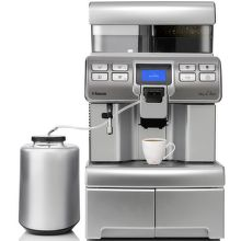 PHILIPS SAECO RI9847 / 01 Aulika One Touch Cappuccino (stříbrná) - Automatické espresso