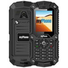 myPhone Hammer Plus (černý)