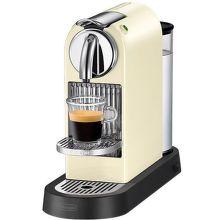 Nespresso DéLonghi EN 166.CW CitiZ