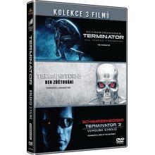 Terminator 1-3 - DVD film