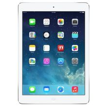 Apple iPad Air Cellular 16GB MD794SL/A (stříbrný)