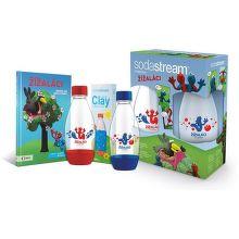 SodaStream Žížaláci Sada pro děti 2 lahve+dárky