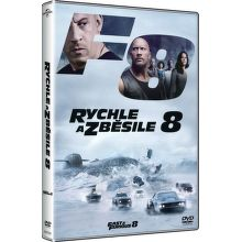 Rychle a zběsile 8 - DVD film