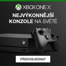 Předobjednejte si nový Xbox One X 1TB