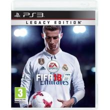 FIFA 18 Legacy Edition - PS3 hra