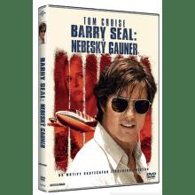 Barry Seal: Nebeský gauner - DVD