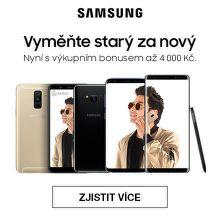 Bonus až 4 000 Kč k výkupní ceně Vašeho starého telefonu