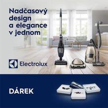 Swarovski náramek jako dárek k vysavačům a mixéru Electrolux