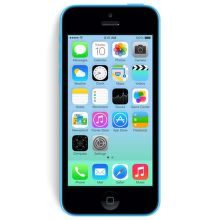 Apple iPhone 5C 8 GB (modrý)