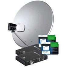 Set-top boxy a satelity