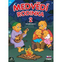 DVD F - MEDVĚDÍ RODINKA 2