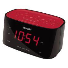 Sencor SRC 180 (červený) - rádiobudík