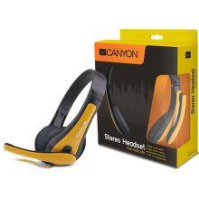 Canyon CNS-CHSC1BY (černo-žluté) - Headset