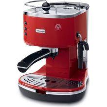 DELONGHI ECO 311.R (červená) - Pákové espresso