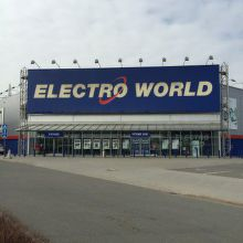 Electro World Ostrava - Avion