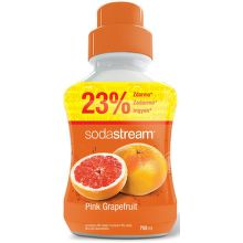 Sodastream ružový grapefruit sirup (750ml)