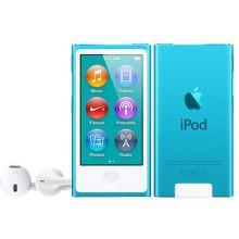 Apple iPod Nano 16GB (modrý) MKN02HC/A