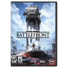 Star Wars Battlefront - hra na PC