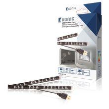 Konig KNM-ML2W - USB TV náladové osvětlení