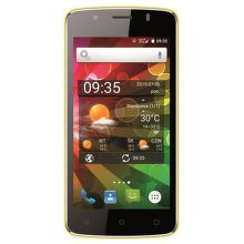 MyPhone FUN 4 Dual SIM (žlutý)