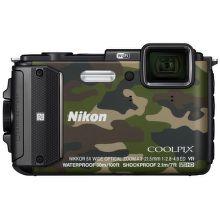 Nikon Coolpix AW130 (maskáč)