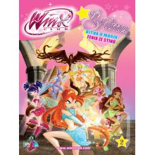 Winx Club ve filmu 2 - DVD film