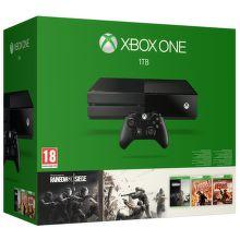 Xbox One 1TB + Rainbow Six Siege + Rainbow Six Vegas 1 and 2