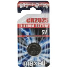 Maxell CR2025 1BP Li