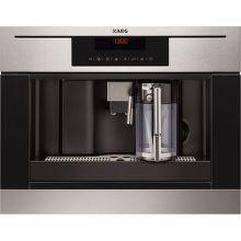 AEG PE4543-M (nerez) - Vestavěné espresso