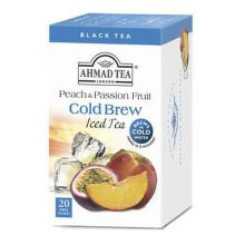 Ahmad Ledový čaj broskev & granátové jablko (20ks)