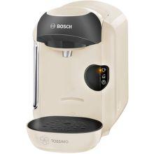 BOSCH TAS1257 Tassimo VIVY (béžová) - Kapslový kávovar